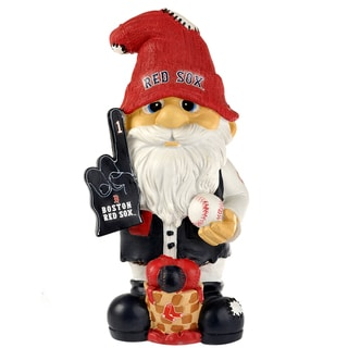Boston Red Sox Second String Thematic Gnome
