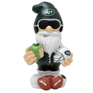 Forever Collectibles New York Jets Second String Thematic Gnome