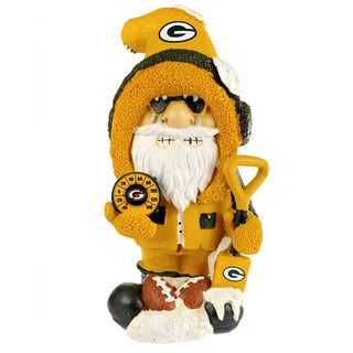 Green Bay Packers Second String Thematic Gnome