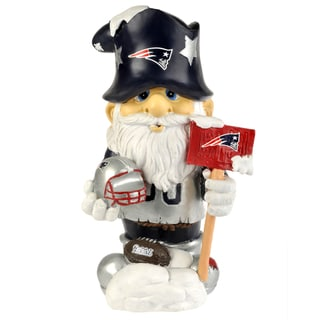 Forever Collectibles New England Patriots Second String Thematic Gnome