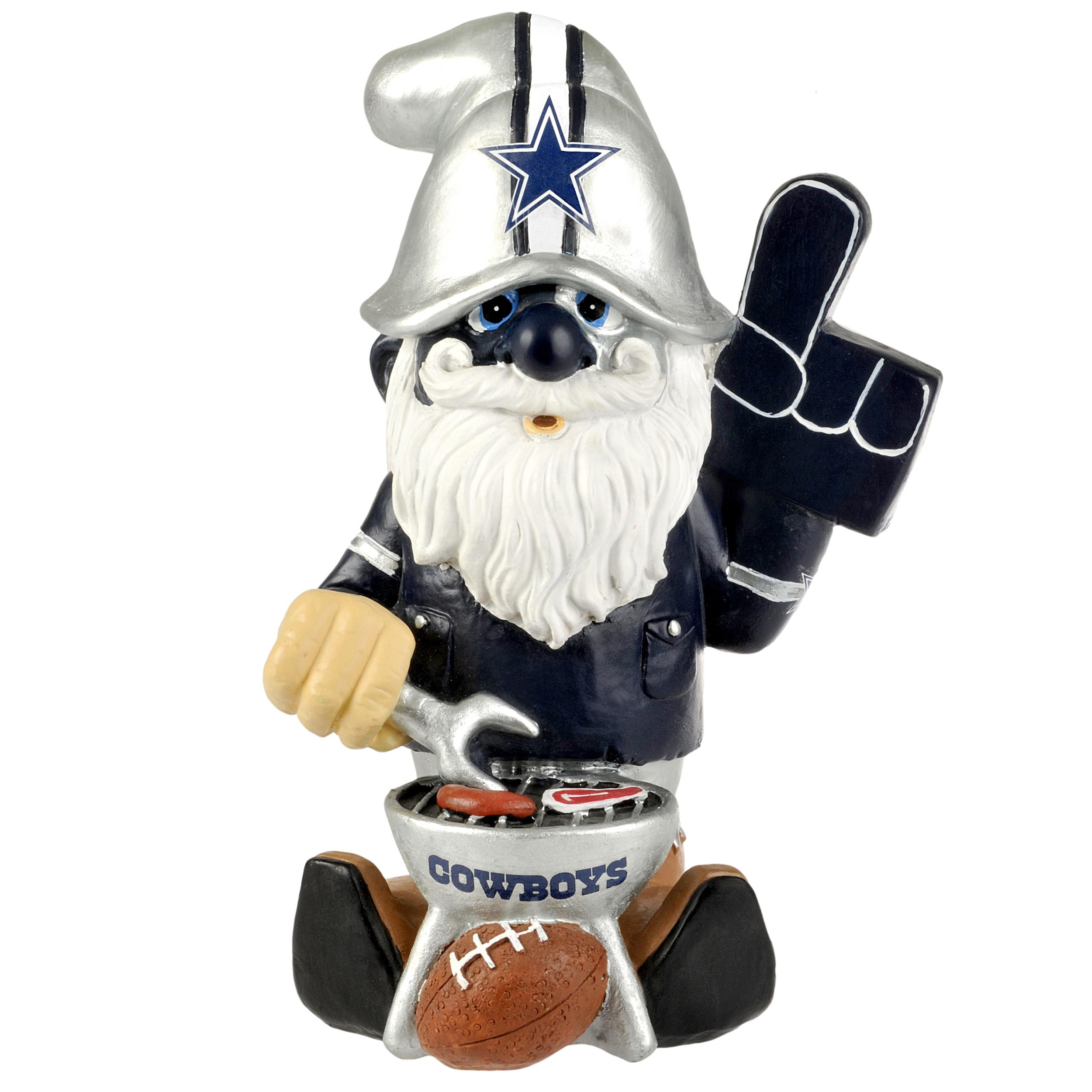 Overstock.com Dallas Cowboys Second String Thematic Gnome at Sears.com