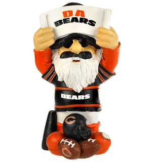 Forever Collectibles Chicago Bears Second String Thematic Gnome