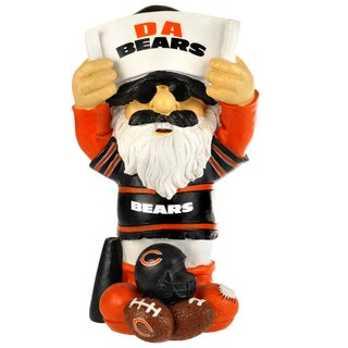 Chicago Bears Second String Thematic Gnome
