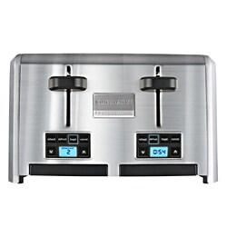 Frigidaire Professional 4-slice Wide Slot Toaster