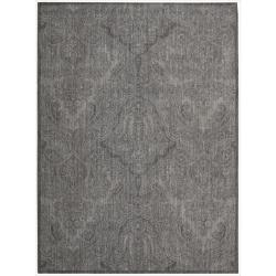 Joseph Abboud by Nourison Majestic Pewter Rug (2'3 x 8')