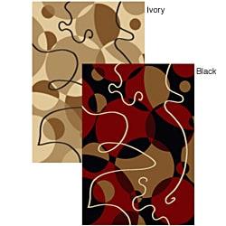 Amalfi Illusion Area Rug (3'3 x 4'11)