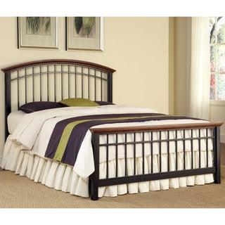 Modern Craftsman King-size Bed