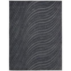 Joseph Abboud by Nourison Modelo Charcoal Rug (7'6 x 9'6)