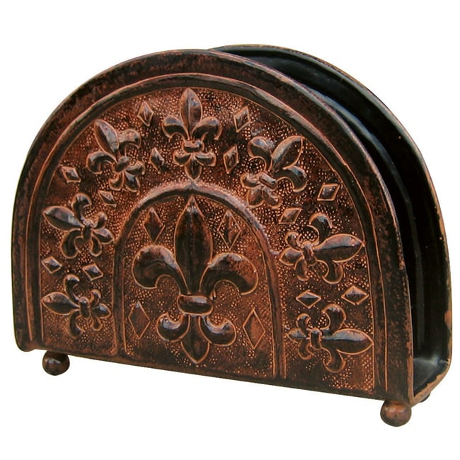 Old Dutch 'Versailles' Napkin Holder