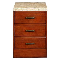 Kashmir Gold Granite Stone Top Bathroom Vanity