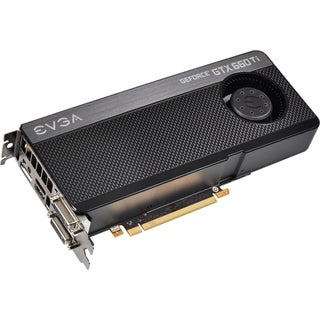 EVGA GeForce GTX 660 Ti Graphic Card - 915 MHz Core - 2 GB GDDR5 SDRA