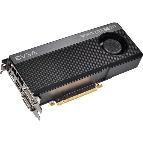EVGA GeForce GTX 660 Ti Graphic Card - 980 MHz Core - 2 GB GDDR5 - PC