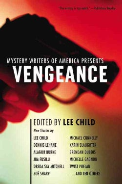 Mystery Writers of America Presents Vengeance (Paperback)