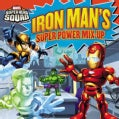 Iron Man's Super Power Mix-Up (Paperback)