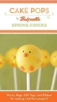 Cake Pops Spring Chicks (Hardcover)