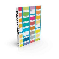 Pantone Artist and Writer's Notebook (Notebook / blank book)
