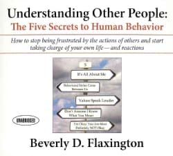 Understanding Other People: The Five Secrets to Human Behavior (CD-Audio)