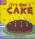 Let's Bake a Cake (Hardcover)
