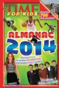 Time for Kids Almanac 2014 (Paperback)