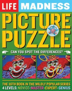 Life Madness Picture Puzzle (Paperback)