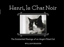 Henri, Le Chat Noir: The Existential Musings of an Angst-filled Cat (Hardcover)