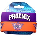 Phoenix Suns Rubber Wrist Bands (Set of 2) NBA