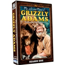 The Life and Times of Grizzly Adams: Season One (DVD)