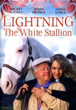 Lightning, the White Stallion (DVD)