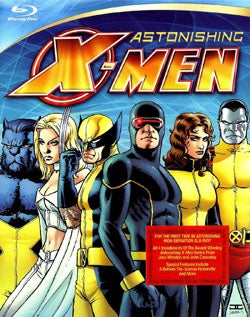 Marvel Knights: Astonishing X-Men: Gifted, Dangerous, Torn, Unstoppable (Blu-ray Disc)