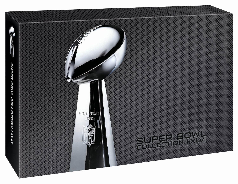 Super Bowl I-XLVI Collection (DVD)
