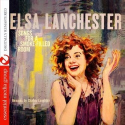 ELSA LANCHESTER - SONGS FOR A SMOKE-FILLED ROOM