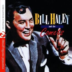 BILL & THE COMETS HALEY - BILL HALEY & THE COMETS-LIVE