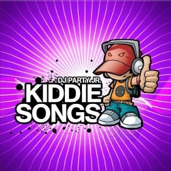 DJ PARTY JR. - KIDDIE SONGS