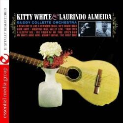 KITTY & LAURINDO ALMEIDA WHITE - KITTY WHITE & LAURINDO ALMEIDA WITH THE BUDDY COLL