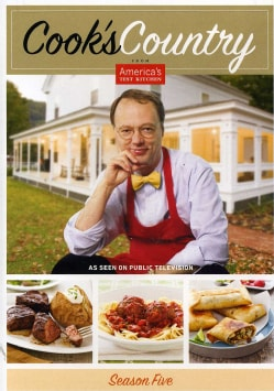 Cook's Country: Season 5 (DVD)