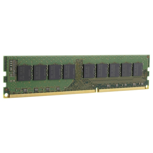 HP 4GB (1x4GB) Dual Rank x8 PC3-12800E (DDR3-1600) Unbuffered CAS-11