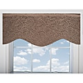 Bradbury Shaped Lined Valance
