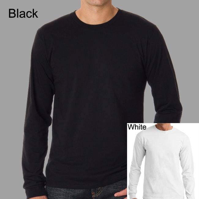 Men's 100-percent Cotton T-shirt (2 Pack)