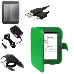 Case/ Screen Protector/ Cable/ Chargers for Barnes & Noble Nook 2
