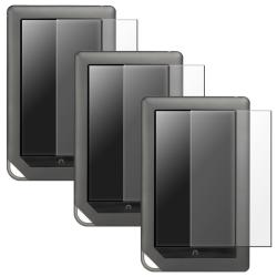 Anti-glare Screen Protector for Barnes & Noble Nook Color (Pack of 3)