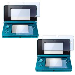 Screen Protector for Nintendo 3DS (Pack of 2)