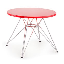 Wacky Red Table