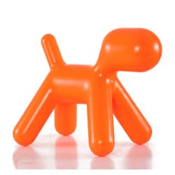 Zuo Modern Orange Pup Children's Chair