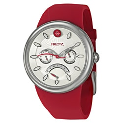 Fruitz Women's Stainless Steel 'Happy Hour Manhattan' Watch