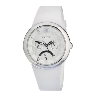 Fruitz Women's 'Happy Hour Pina Colada' Stainless Steel Watch
