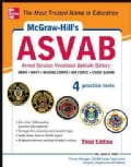 McGraw-Hill's ASVAB: Armed Services Vocational Aptitude Battery, Army, Navy, Air Force, Marine Corps, Coast Guard (Paperback)