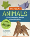 Origami Animals: All-in-one Kit for Making Origami Animals (Paperback)