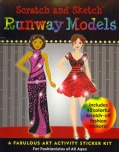 Scratch and Sketch Runway Models (Hardcover)