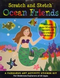 Scratch and Sketch Ocean Friends (Hardcover)