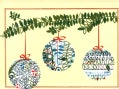 Ornamentation Deluxe Holiday Cards (Cards)